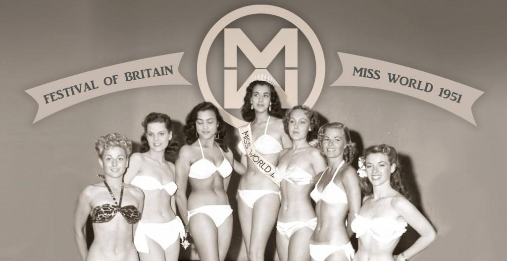 Первая Мисс Мира - 1951 год