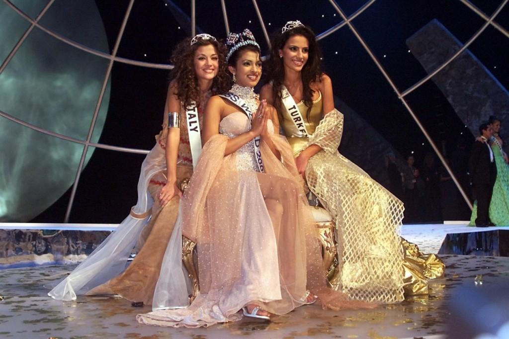 Победительницы конкурса Мисс Мира в 2000 году
