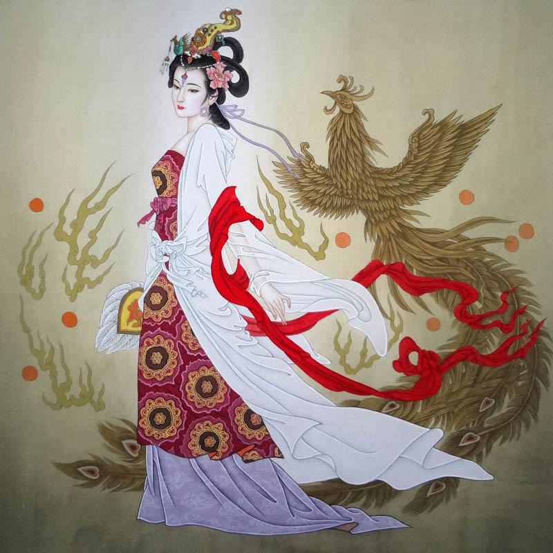 Уход за кожей лица и тела в Древнем Китае