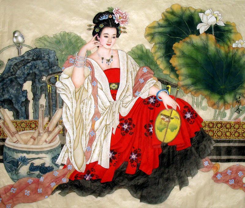 Красота и уход за собой в Древнем Китае