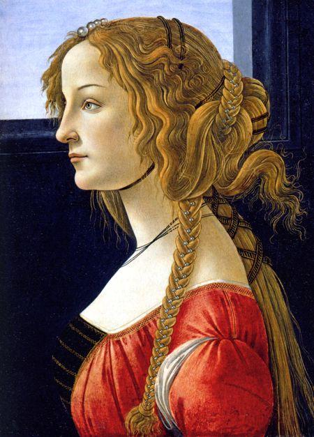 Екатерина Сфорца. Трактат о женской красоте