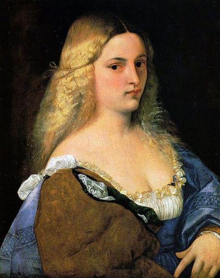 Длинные волосы - украшение женщины