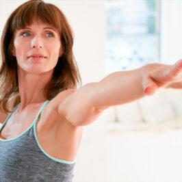Домашні тренування — секрет вашої молодості!